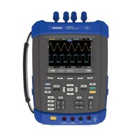 Hantek DSO8102E Digital Oscilloscope LCD USB PC Recorder DMM Spectrum Analyzer Frequency Counter Arbitrary Waveform Generator