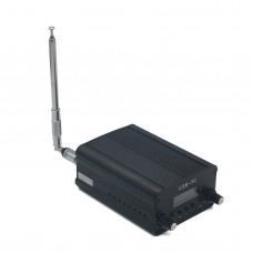 CZE-7C Stereo Frequency Modulation Transmitter Adjustment 1W/7W Radio Emitter Combo with Antenna