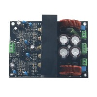 Audiophile Digital Power Amplifier Preamplifier Board 350Wx2 IRS2092 HIFI Dual Channel Class D with T130