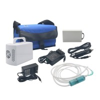 YS100 3L Latest Portable Oxygen Generator Concentrator for Home Travel Use