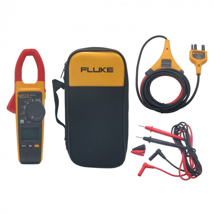 FLUKE Wireless Clamp Meter Current Probe 376 FC 1000A AC DC