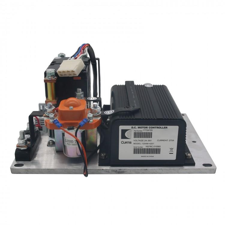 URTIS Programmable DC Series Motor Controller Assemblage 1204M-4201