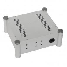 WA113 Amplifier Amp Case Aluminum Class Silver Sand-blasting