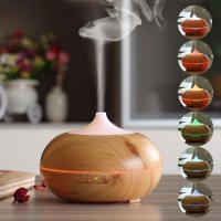 Aroma Essential Oil Diffuser Humidifier Air Purifier Ultrasound Mist Maker DT-1518 300ML