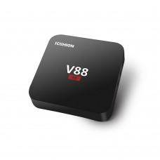 V88 Smart Multimedia Player TV Box 4K RK3229 2.0 HDMI Android 5.1