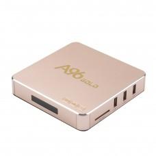 A96 Gold Andriod TV Box Player Mxq Cortex A5 4K 3D V88 USB 2.0