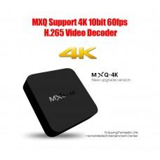 MXQ-4k TV Box Player K3229 KODI 4 Core Android 4.4 A7 Cortex