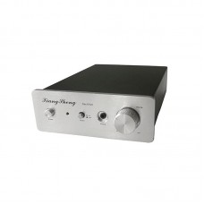 DAC-01BII Digital Decoder Headphone Amplifier USB SPDIF DAC HIFI Coaxial Optical 24bit 96khz Black