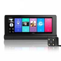 Car Drive recorder Gaud Navigation HD Bluetooth ADAS K200 Wifi 1080P 7'' Screen