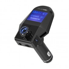 M8S Wireless Bluetooth  Car Charger FM Transmitter Hands-free Audio MP3 Player
