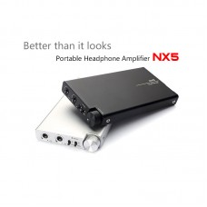 TOPPING NX5 Portable Headphone Amplifier AD8610 BUF634 Chip HIFI Digital Stere Audio