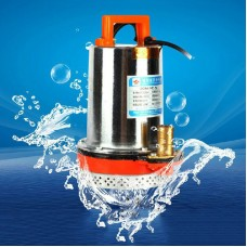 12V Submersible DC Water Well Pump Farm Ranch Solar Powered 3m³/h 1200W
