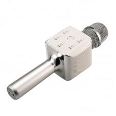 Mini Q7 Wireless Bluetooth Condenser Microphone Karaok Mic Speaker KTV Singing Record
