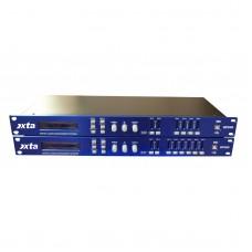 XTA DP260 BBE DP240 GEQ Digital Loudspeaker Speaker Processor 2 Input 4 Output Audio