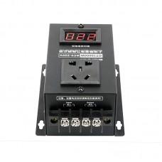 Electronic Voltage Regulator Speed Controller Thyristor Dimmer 10000W Large Power 220V