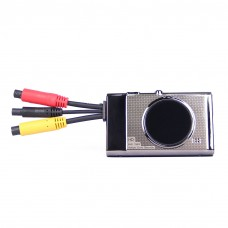T2 Vehicle Drive Recorder Mixed Motorcycle 1080P FHD Camera DVR  Waterproof Front Rear View