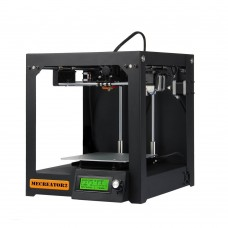 GIANTARM 3D Printer Mecreator 2 Assembled Household and Office Desktop with Strong Metal Frame Support Multi-filament