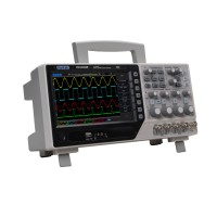 Hantek DSO4204B Digital Oscilloscope Storage Bench Type 4 CH 64K 1GS/s 200MHz Bandwidth