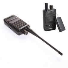 CW-04 High Sensitivity Pickup Mic Spy Bug Wireless Audio Transmitter Receiver Recording