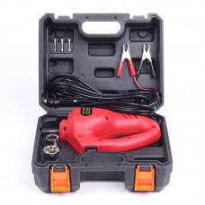 Mini 12V Electrical Auto Car Wrench Impact Tire Change Tool 350N Torque