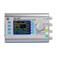 JDS2600-50M DDS Signal Generator Counter Digital Control Sine Frequency Dual-channel 0-50MHz