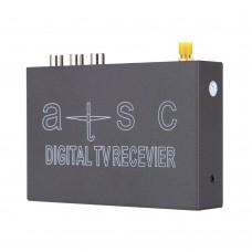 ATSC Digital Set-top TV Box Recevier Car Mobile HD USB2.0 RCA MPEG MPG MOV