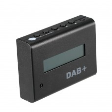 DAB DAB+ Digital Receiver Car Radio 12V Charger Kit with Audio Receiver