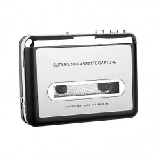 USB Cassette Converter Tape Player Capture MP3 USB2.0 Standard Interface