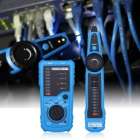 FWT11 Handheld Multi-functional RJ45 RJ11 Network Wire Tracker Tester