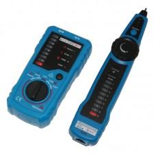 FWT11 RJ11 RJ45 Telephone Wire Tracker Tracer Toner Ethernet LAN Network Tester