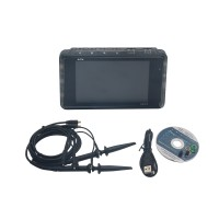 ARM DSO203 Quad Pocket 4 Channel Digital Oscilloscope with Black Insulating Plastic Case