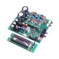 ES9028PRO DAC Finished Decoder Board Amanero DSD/DOP Updated ES9018 for Audio Amplifier