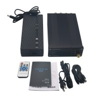 Topping TP32EX+ 50WPC TK2050 T-AMP LED Coaxial USB DAC Headphone Amplifier + Remote Control