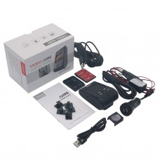 Viofo A119S Capacitor Novatek Car Dash Camera DVR +GPS Module+ CPL Filter Lens