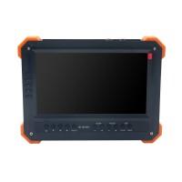 """X41TAC V5.5 7"""" LCD TVI+AHD+CVI X41TAC+VGA+HDMI Security Camera Video Test Tester"""