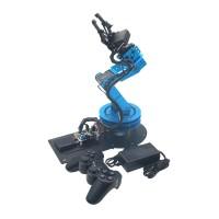 LeArm Unassembled 6DOF Mechnical Robotic Arm with 6PCS Digital Servo and PS2 Handle Control