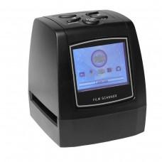 "5MP 10MP USB 2.0 35mm Film Scanner Converter 2.36"" TFT LCD Support SD Card Black"