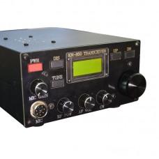 Ham HF 6 Band 3-15W HF TRANSCEIVER QRP LSB/USB/CW DDS+PLL Dual mode KN-850 KN850