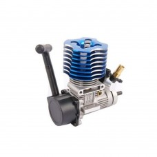 HSP 02060 Blue VX18 Engine 2.74cc Pull Starter for RC 1/10 Nitro Car Buggy
