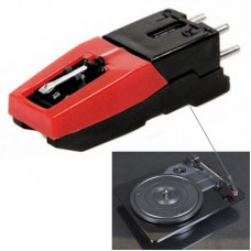 Vinyl Turntable Cartridge with Needle Stylus for Vintage LP Record Player
