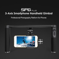 Feiyu Tech SPG PLUS 3-Axis Handheld Smartphone Action Camera Gimbal Photography Platform for Phones