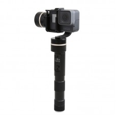 Feiyu Tech G4QD 3-Axis Brushless Handheld Gimbal Stabilizer for Gopro5 Sports Camera