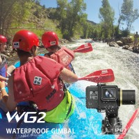 FeiyuTech WG2 3-Axis Wearable Gimbal Stabilizer for Gopro Hero5 Hero4 Cameras
