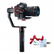 Feiyu Tech A2000 3-Axis Gimbal Stablizer for DSLR Mirrorless Camera Canon 5D Sony