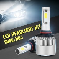 CREE COB 9006 HB4 9012 488W 48800LM LED Headlight Kit Low Beam Power Bulb 6500K