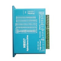 300W 3-phase Closed Loop Hybrid Servo Drive HBS507 Stepper Motor Driver