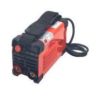Handheld Mini MMA Electric Welder 220V 20-120A Inverter ARC Welding Machine Tool