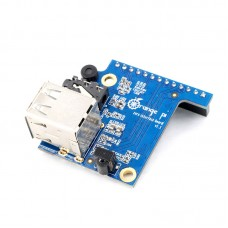 Specialized Expansion Interface Board for Orange Pi Zero PC IO Microphone USB K9