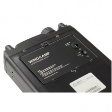 Aluminum Alloy Battery Cover Charger Case For YAESU FT-817 Ham Radio Black