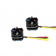 X2308S Brushless Motor KV1300 KV1500 KV1900 KV2600 Multi-axis 12N16P for FPV Racing Drone Multicopter 2PCS